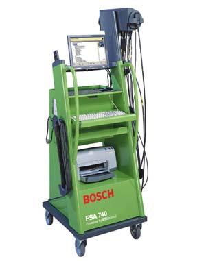 Диагностический комплекс Bosch FSA 740